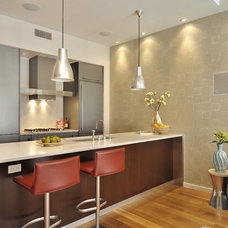 Contemporary Kitchen by Dooley Images