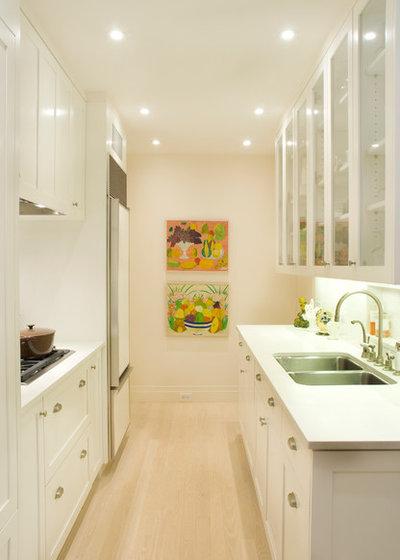 Заказать кухню современного стиля классика | Современная классика Кухня by Weil Friedman Architects