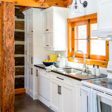Rustic Kitchen by Stephani Buchman Photography