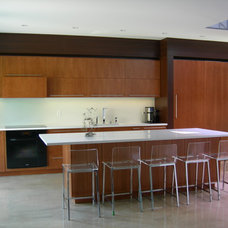Contemporary Kitchen by Kevin Karst Design Inc.