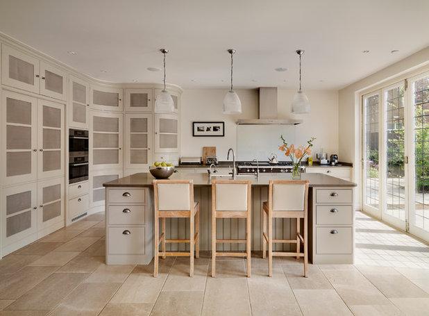 Contemporary Kitchen Finchley Kitchen