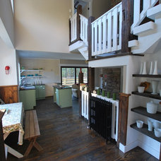 Rustic Kitchen by Catskill Farms