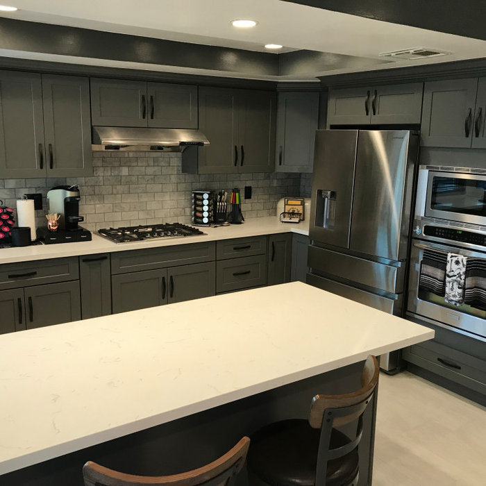 Kitchen Remodel in Northridge, CA