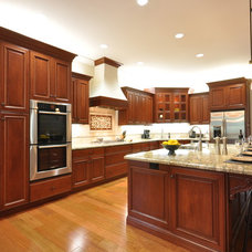 Traditional Kitchen by Stonewood Kitchen and Bath