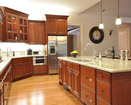 Brazilian Cherry Wood Floors Home Design Ideas, Pictures, Remodel and Decor