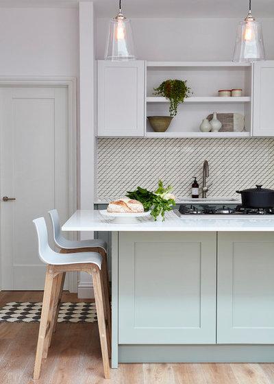 Traditional Kitchen by Stanza Interior Design