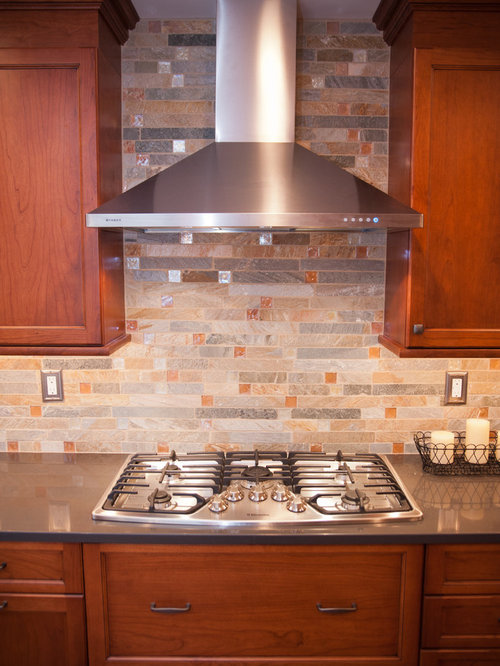 Quot Fire Amp Ice Quot Backsplash