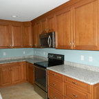 Lake House Traditional Kitchen New York By Crisp