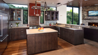 Fire Resistant Canyon Home