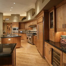 Contemporary Kitchen by Sandella Custom Homes, LLC