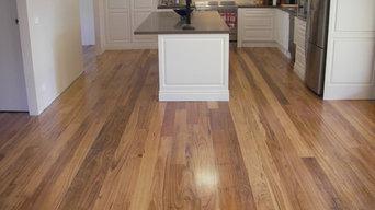Firestreak timber flooring