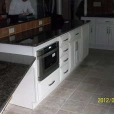 Traditional Kitchen by lowe's of  princeton , nj