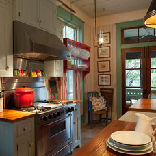 Beach Style Kitchen by Historical Concepts