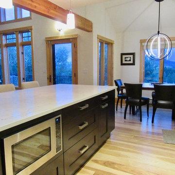 Fish Creek Falls - Steamboat Springs modern home renovation