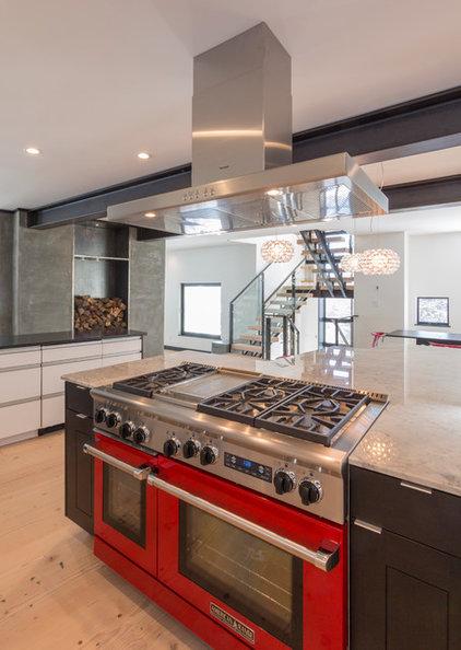 Modern Kitchen by workshopL