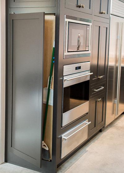 Beach Style Kitchen by Minnesota Cabinets, INC