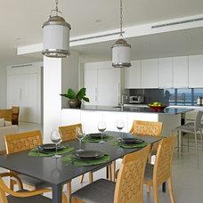 Modern Kitchen by Charlotte Dunagan Design Group