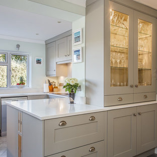 75 Most Popular Kitchen With Slate Flooring Design Ideas For 2019