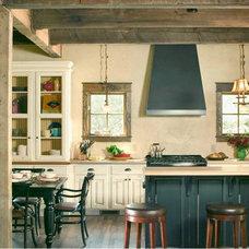 Rustic Kitchen by Coburn Development