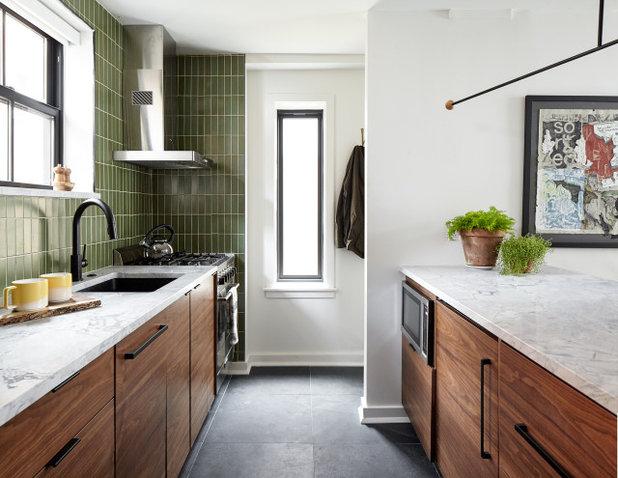 Contemporary Kitchen by Kaminski + Pew