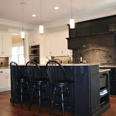 traditional kitchen by Fitzgerald Construction