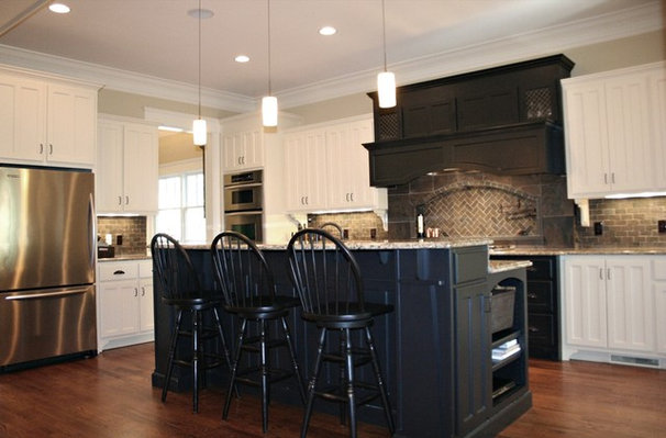 Rustic Kitchen by Fitzgerald Construction