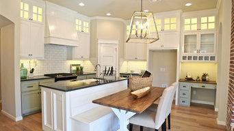 Fitzgerald Floor Plan - Modern Farmhouse Style