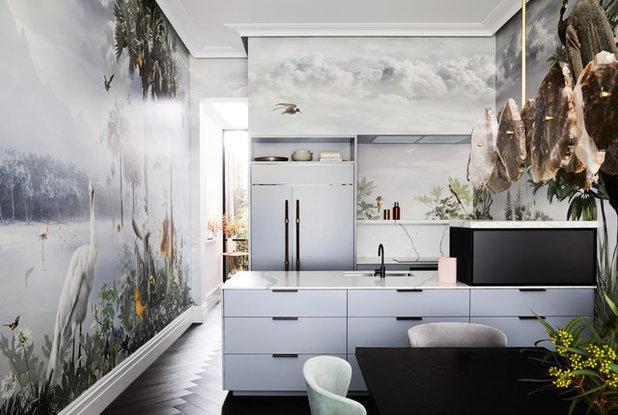 Модернизм Кухня by In Residence - Kitchen, Bathroom, Hardware