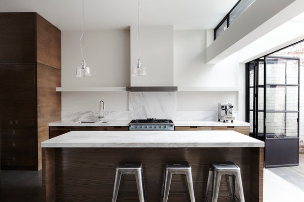 Contemporary Kitchen by Templeton Architecture
