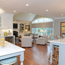 Traditional Kitchen by Cabinet Artistry