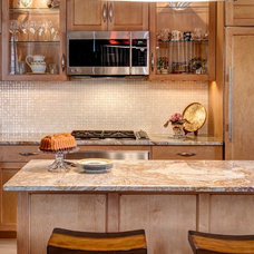 Contemporary Kitchen by John A. Buscarello, ASID