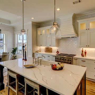 Flatwater Drive Model - Kitchen