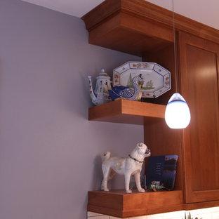Floating Shelves for Kitchen Display