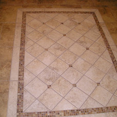 Traditional Kitchen by Glens Falls Tile & Supplies