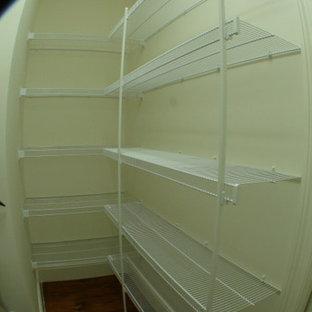 Floor Based Closet Systems