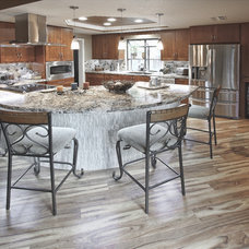 Contemporary Kitchen by Floor To Ceiling