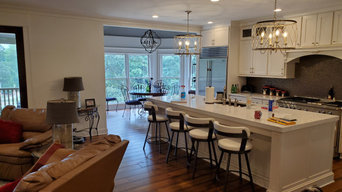 Flooring Project in Thornblade in Greenville SC