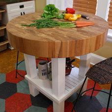 Modern Kitchen by Kelli Kaufer Designs