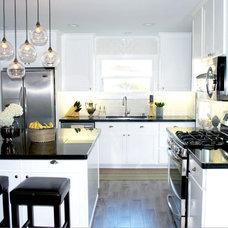 Contemporary Kitchen by Cole Barnett Interiors