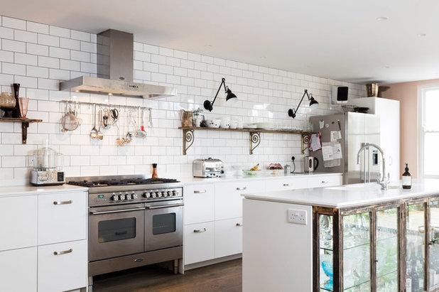 Scandinavian Kitchen by 1st Option