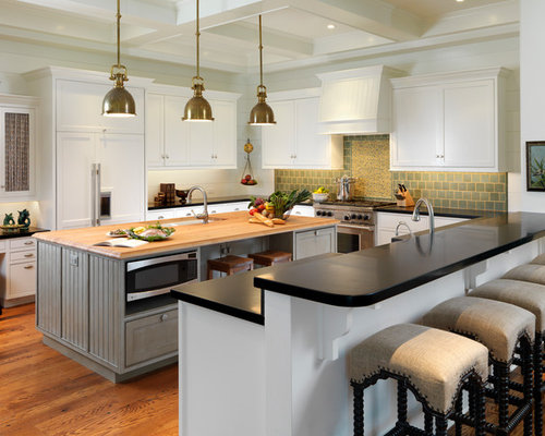 Kitchen cabinet extension houzz - Kitchen cabinets brandon fl ...