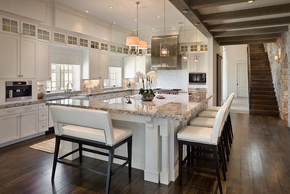 Contemporary Kitchen by Tate Interiors