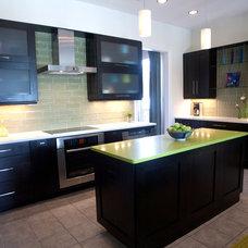 Contemporary Kitchen by Kitchen Design Concepts