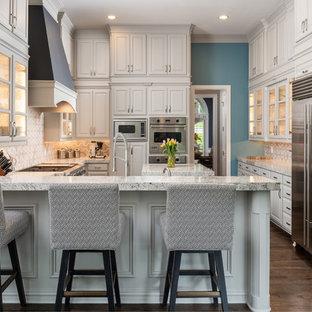 75 Beautiful U Shaped Kitchen Pictures U0026 Ideas | Houzz