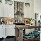Ponte Vedra Residence Beach Style Kitchen