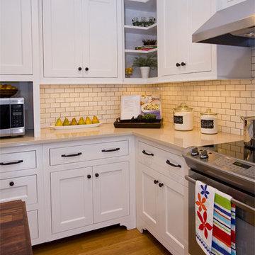 Flush Inset Kitchen