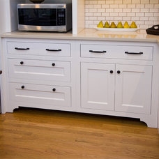 Traditional Kitchen by Kitchen Interiors, LLC