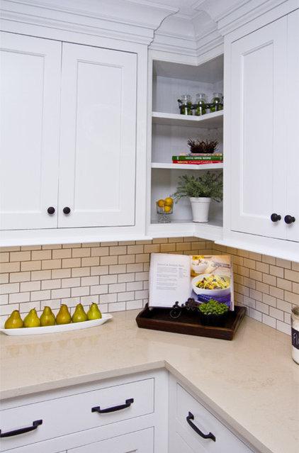 Traditional Kitchen by Kitchen Interiors, LLC