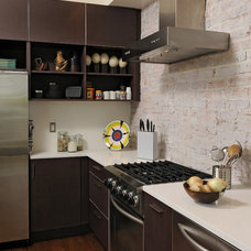 Contemporary Kitchen by Davida's Kitchen & Tiles