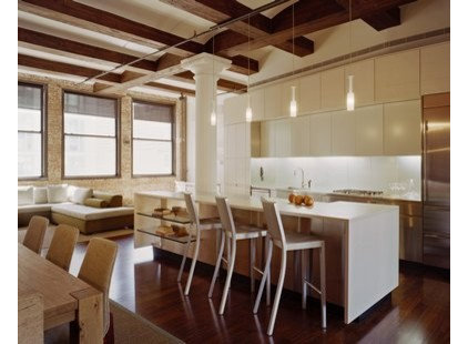 modern kitchen by Fogarty Finger